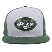 Bon� New Era 9FIFTY Snapback ORIGINAL FIT New York Jets Green/Grey