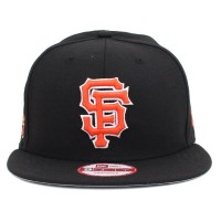 Bon� New Era 9FIFTY Snapback San Francisco Giants Black/Orange