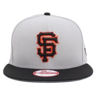 Bon� New Era 9FIFTY Snapback San Francisco Giants Grey/Black