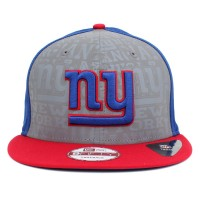 Bon� New Era 9FIFTY Snapback New York Giants Royal/Grey/Red