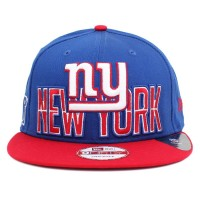 Bon� New Era 9FIFTY Snapback New York Giants Royal/Red