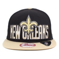 Bon� New Era 9FIFTY Snapback New Orleans Saints Black/Beige