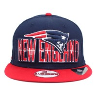 Bon� New Era 9FIFTY Snapback New England Patriots Navy/Red