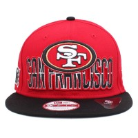 Bon� New Era 9FIFTY Snapback San Francisco Giants Red/Black