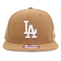 Bon� New Era 9FIFTY Original Fit Snapback Los Angeles Dodgers Mustard