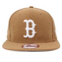 Bon� New Era 9FIFTY Original Fit Snapback Boston Red Sox Mustard