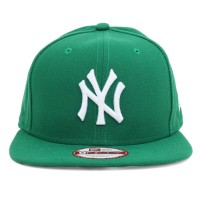 Bon� New Era 9FIFTY Original Fit Snapback New York Yankees Green