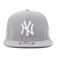 Bon� New Era 9FIFTY Original Fit Snapback New York Yankees Grey