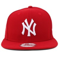 Bon� New Era 9FIFTY Original Fit Snapback  New York Yankees Red