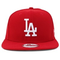 Bon� New Era 9FIFTY Original Fit Snapback Los Angeles Dodgers Red
