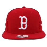 Bon� New Era 9FIFTY Original Fit Snapback Boston Red Sox Red