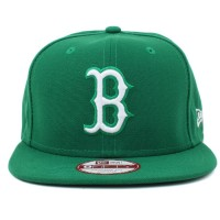 Bon� New Era 9FIFTY Original Fit Snapback Boston Red Sox Green