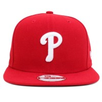 Bon� New Era 9FIFTY Original Fit Snapback Philadelphia Phillies Red