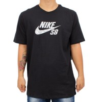 Camiseta Nike SB DF Icon Black