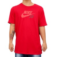 Camiseta Nike SB DF Icon Red