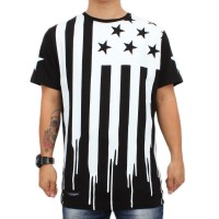 Camiseta Cayler And Sons BL V$A Black/White