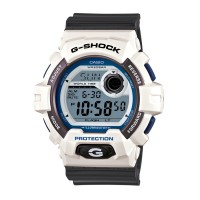 Rel�gio Casio G-Shock White/Lead