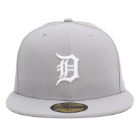 Bon� New Era 59FIFTY Detroit Tigers Grey