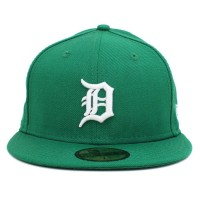 Bon� New Era 59FIFTY Detroit Tigers Green