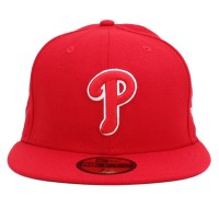 Bon� New Era 59FIFTY Philadelphia Phillies Red