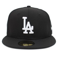 Bon� New Era 59FIFTY Los Angeles Dodgers Black