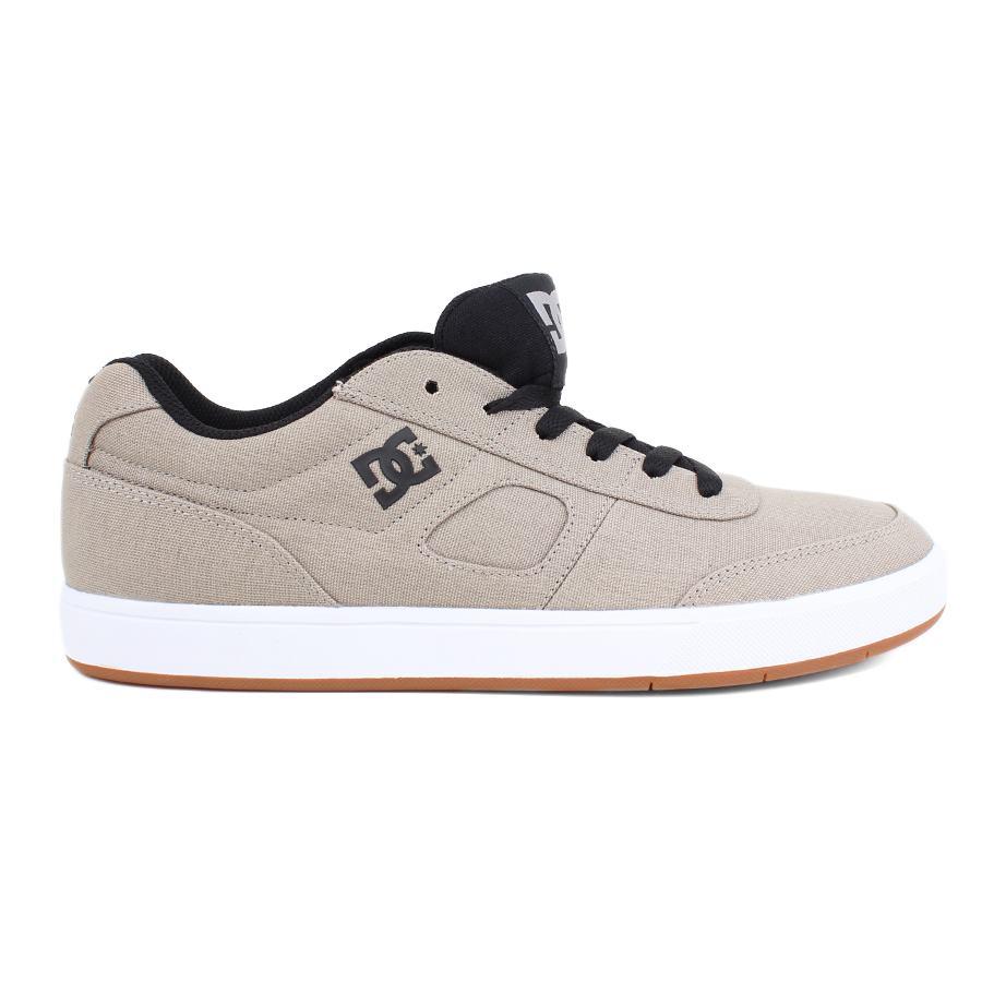 Tênis DC Shoes CUE TX Grey / Black / White - CUE TX