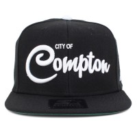 Bon� Starter Snapback City Of Compton Black