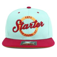 Bon� Starter Snapback New Haven Green/Wine
