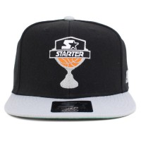 Bon� Starter Snapback Dates Black/Grey