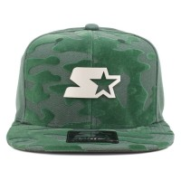 Bon� Starter Snapback Black Cell Green