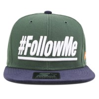 Bon� Starter Snapback Follow Me Green/Navy