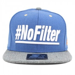 Bon� Starter Snapback No Filter Royal/Green