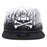 Bon� Starter Snapback No License Black/White