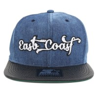 Bon� Starter Snapback East Coast Jeans Blue/Black