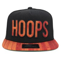 Bon� Starter Snapback Hoops Black/Brown