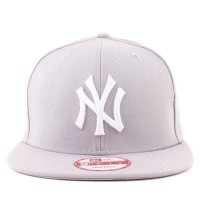 Bon� New Era 9FIFTY Snapback New York Yankees Grey