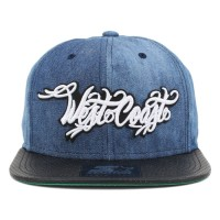 Bon� Starter Snapback West Coast Jeans Blue/Black