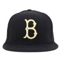 Bon� New Era 59FIFTY Brooklyn Dodgers Black/Gold