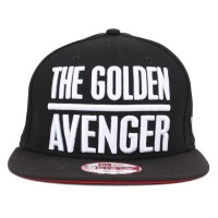 Bon� New Era Snapback Ironman Black/White