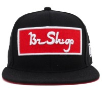Bon� BR Shop Snapback Arabi Black