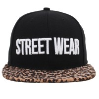 Bon� BR Shop Snapback Street Wear Black/Jaguar