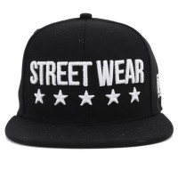 Bon� BR Shop Snapback Street Wear Black