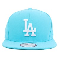 Bon� New Era 9Fifty Original Fit Strapback Los Angeles Dodgers Blue