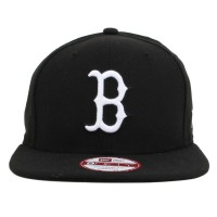 Bon� New Era 9Fifty Original Fit Strapback Boston Red Sox Black