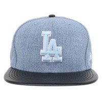 Bon� New Era 9Fifty Original Fit Snapback Los Angeles Dodgers Jean Blue/Black