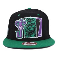 Bon� New Era 9FIFTY Strapback The Joker Black/Green