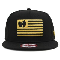 Bon� New Era 9Fifty Snapback Wu-Tang Black