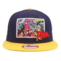 Bon� New Era 9Fifty Snapback X-Man Navy/Yellow