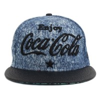 Bon� New Era 9Fifty Strapback Coca Cola Jeans Blue/Black