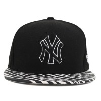 Bon� New Era 9Fifty Strapback New York Yankees Black/Printed